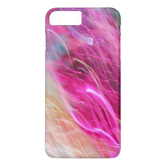Abstract Pink Gold Green Lights iPhone 7 Plus Case