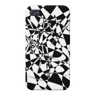 Abstract Plaid iPhone 5 Case