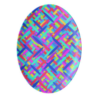 Abstract Platter
