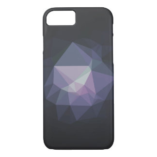 Abstract polygonal design iPhone 7 case