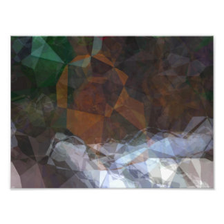 Abstract Polygons 80 Art Photo