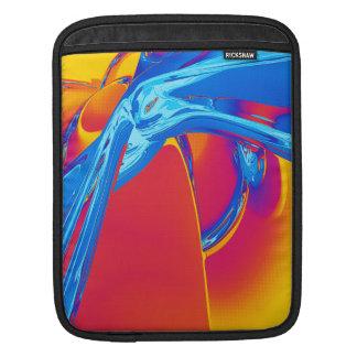 Abstract Pop Art Graphic iPad Sleeve
