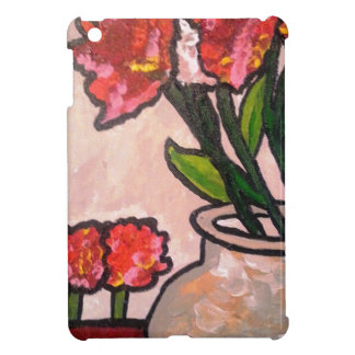 ABSTRACT POPPIES iPad MINI COVER