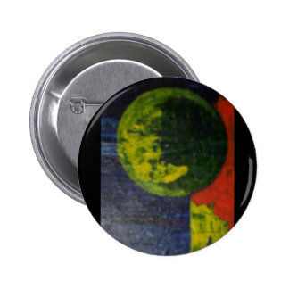 Abstract Primary Colors Button