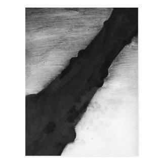 Abstract Print 11 Postcard