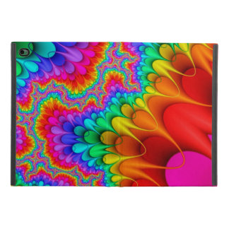 Abstract Psychedelic Art Design iPad Mini 4 Case