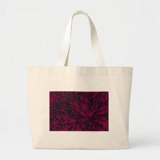 Abstract Purple & Black Bags