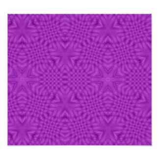 Abstract purple wood pattern photograph