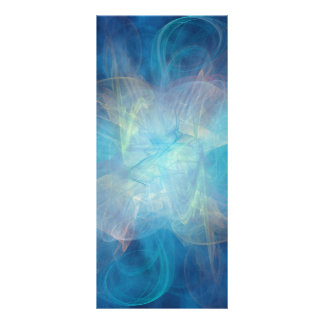 Abstract Rack Card Design