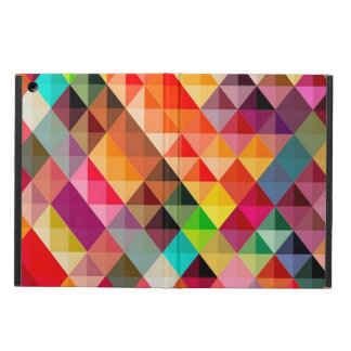 Abstract Rainbow Case For iPad Air