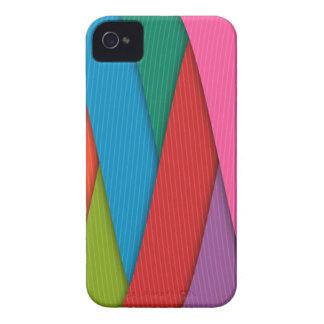 Abstract Rainbow Colors Background iPhone 4 Case-Mate Case