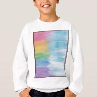 Abstract Rainbow Sweatshirt