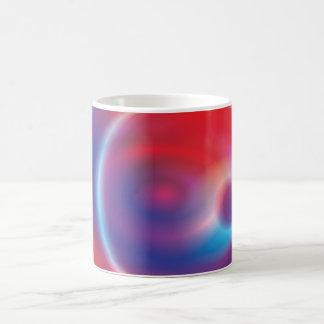 Abstract Ray of Light Basic White Mug