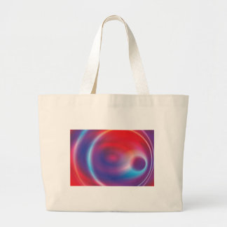 Abstract Ray of Light Canvas Bags