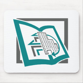 Abstract realestate mousepad
