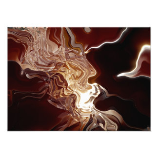 Abstract Reflections Photographic Print