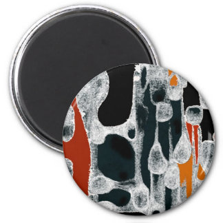 Abstract Relocation Magnet