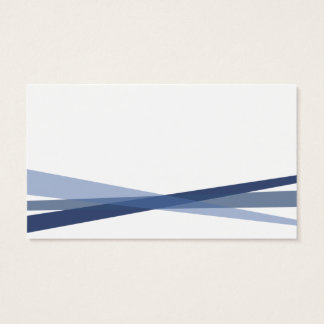Abstract Ribbons Guest Table Escort Cards