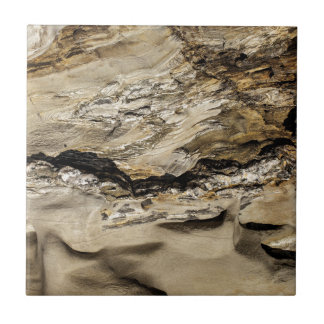Abstract rock. small square tile