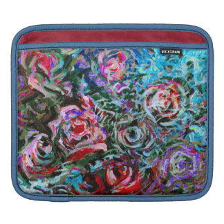 Abstract roses by Alexandra Cook Sleeve For iPads