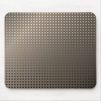 Abstract Rusty Grid Background Mouse Pad