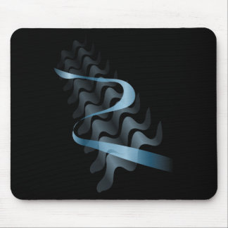 Abstract satin. mouse pad