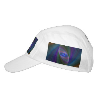 Abstract Sci-Fi Elipse Hat