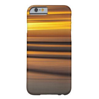 Abstract seascape at sunset, CA Barely There iPhone 6 Case