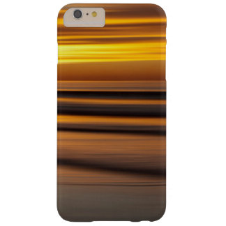 Abstract seascape at sunset, CA Barely There iPhone 6 Plus Case
