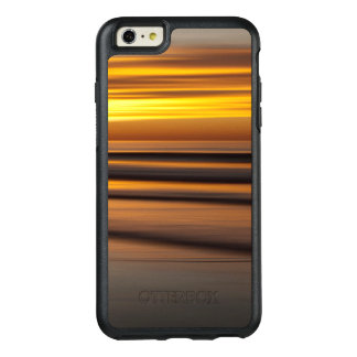 Abstract seascape at sunset, CA OtterBox iPhone 6/6s Plus Case