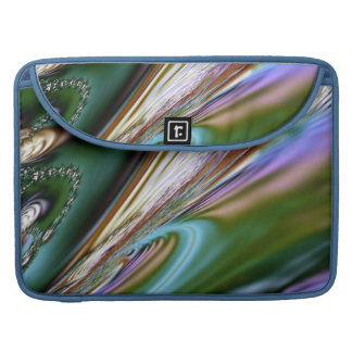 Abstract Seashell Sleeve For MacBooks