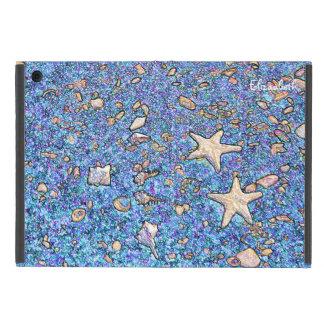 Abstract Seashells On Sand iPad Air 2 Case