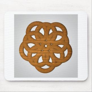 Abstract shape mousepad