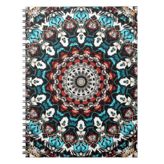 Abstract Shapes Mandala Notebook