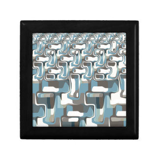 Abstract Shapes Metamorphosis Gift Box