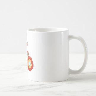 Abstract shapes mugs