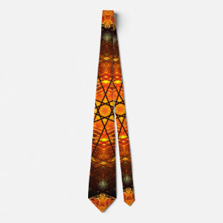 Abstract Shapes Tie