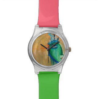 Abstract Sheila Watch