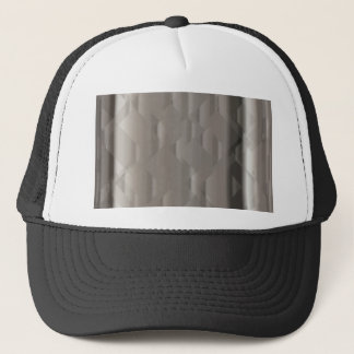 Abstract Silver Background Trucker Hat