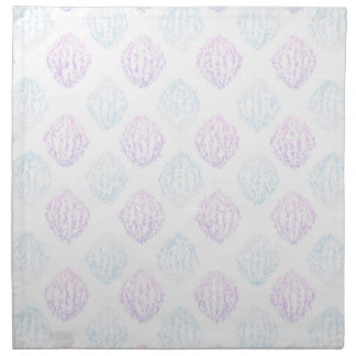 Abstract simple napkin