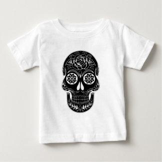 Abstract Skull Baby T-Shirt