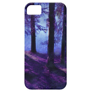 Abstract Small Forest Pond iPhone 5 Cover
