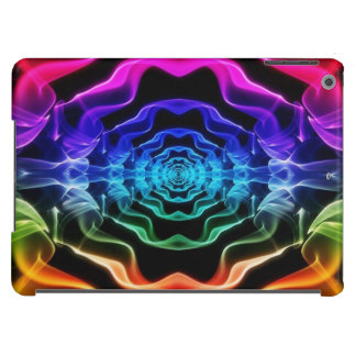 Abstract Smoke Colour: Cover For iPad Air