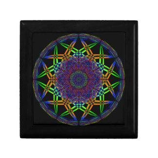 Abstract Smoke Design Gift Box