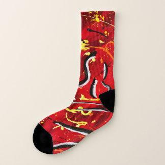 Abstract Socks 1