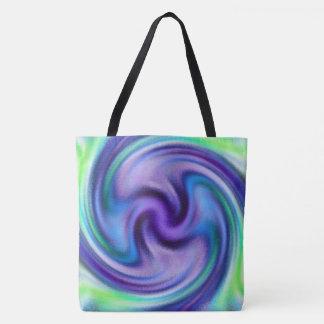 Abstract Spiral Bag
