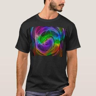 Abstract Spirograph Art T-Shirt