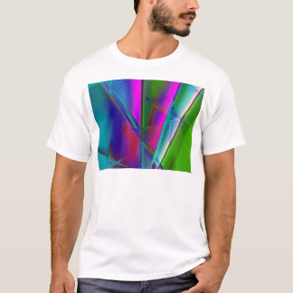abstract spirograph background T-Shirt