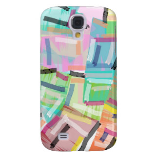 Abstract Square Samsung Galaxy S4 Samsung Galaxy S4 Covers