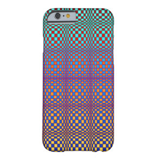 Abstract Squares 3 Barely There iPhone 6 Case